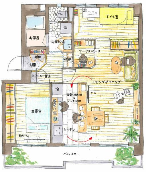 マンション事例_5